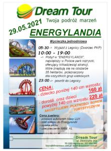 energylandia 2021